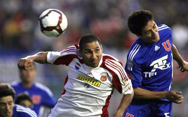 Rafael Castellin estará en la punta de ataque de los rojos.
