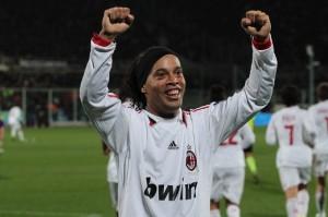Ronaldinho desea ir al Mundial de Sudáfrica.