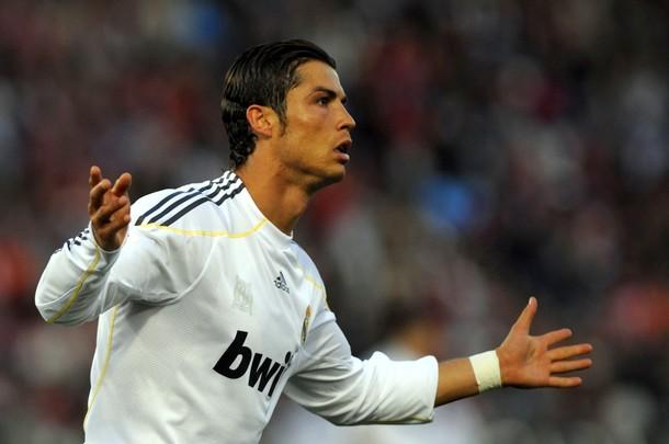Cristiano Ronaldo volvió a marcar por los blancos.