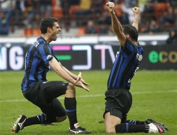 El Inter goleó a la Bologna 3 por 0 y se mantiene líder del calcio.