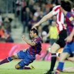 El Barça tomó la punta con otra goleada (+video)