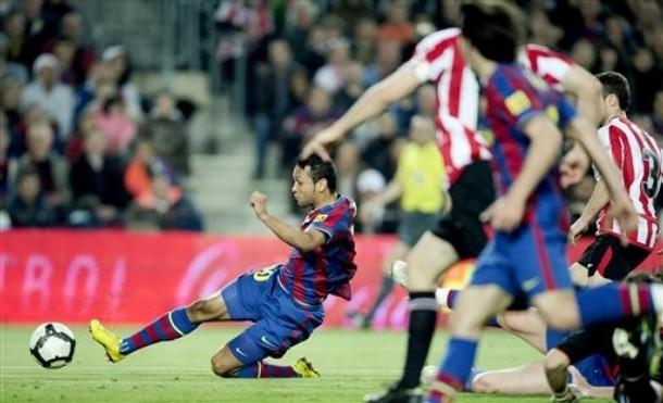 Jeffren Suárez, nacido en Venezuela, juega con el Barcelona.