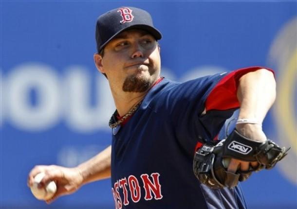 Josh Beckett será el abridor de los Medias Rojas de Boston.