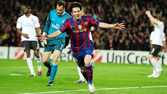 Lionel Messi es uno de los favoritos.