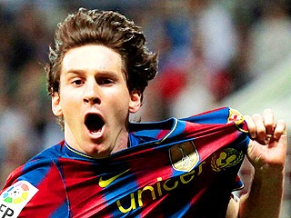 Lionel Messi llegó a 40 goles en la temporada.