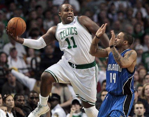 Glen Davis se ha convertido en una de las figuras de los Celtics.