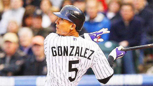 Carlos González ha mostrado toda su calidad en Colorado.