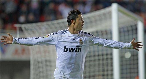 Cristiano Ronaldo le dio al Madrid su último triunfo.