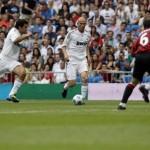 Estrellas del pasado brillaron en Madrid