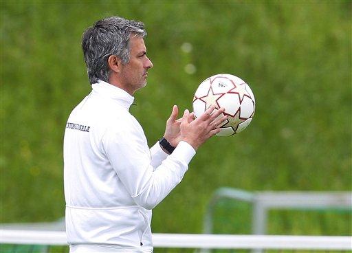 El actual entrenador del Inter, está a punto de lograr el triplete.