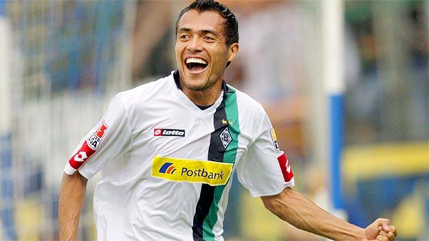 Juan Arango culminó su primera campaña en Alemania con sólo dos goles.