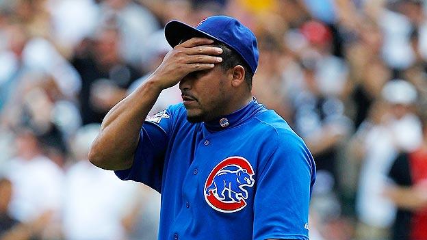 Carlos Zambrano tratará de olvidar sus malos días en Chicago.