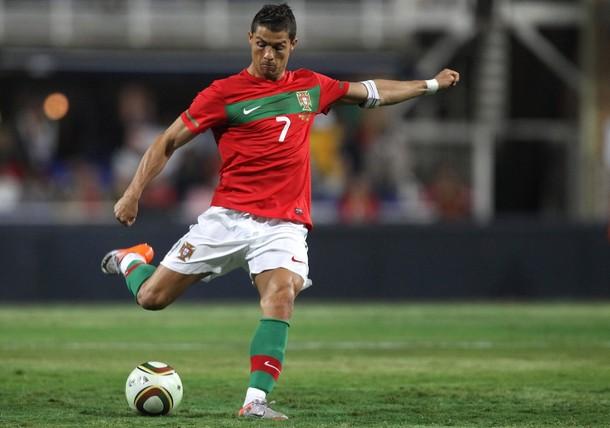 Cristiano Ronaldo es la gran figura de Portugal.