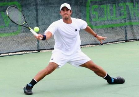 José Antonio De Armas es una de las raquetas criollas.