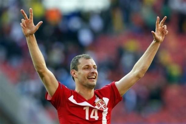 Milan Jovanovic marcó el solitario tanto de la victoria.