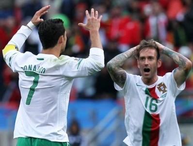 Los portugueses se quedaron con las ganas.