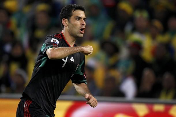 El zaguero Rafael Márquez marcó el tanto del empate.