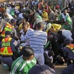 MUNDIAL: Fifa garantiza la seguridad en todos los estadios