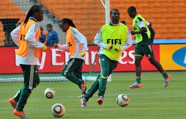 El equipo de Sudáfrica buscará dar el primer paso a los octavos.