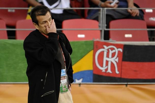 Dunga no pudo llevar a Brasil más allá de cuartos.