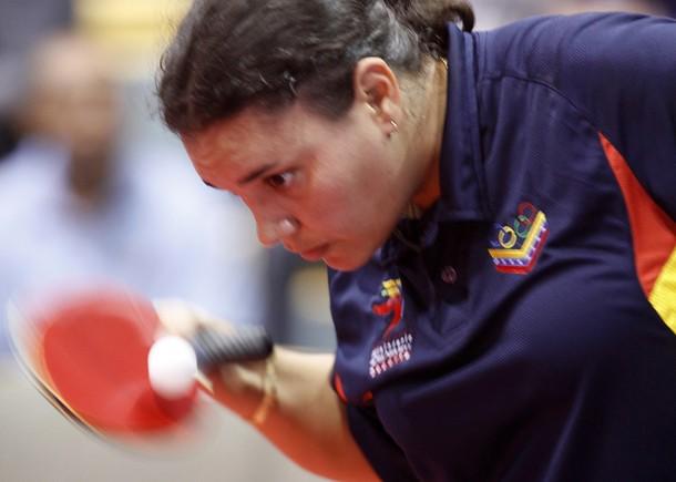 Otra eterna: Fabiola Ramos estará en acción hoy.