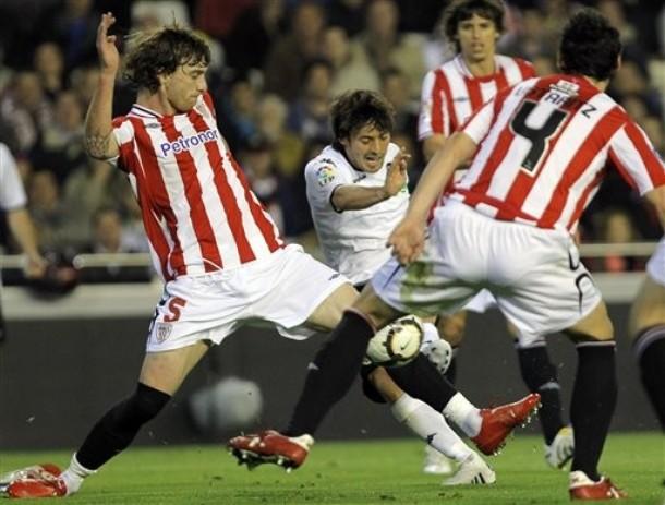 Fernando Amorebieta es figura con el Bilbao.