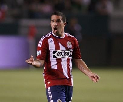 Giancarlo Maldonado ya ha participado en dos partidos en la MLS.