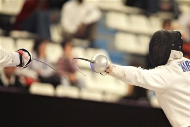 El esgrimista Rubén Limardo buscará el título en espada.