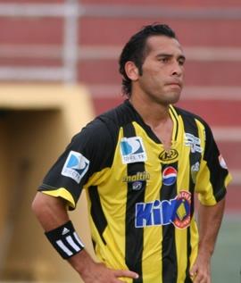 Anderson Arias llegar cedido del Táchira al petrolero.