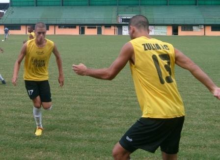 Manuel Arteaga es uno de los nuevos valores del Zulia FC.