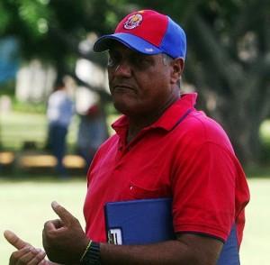 Alex García no pudo lograr el objetivo con el UAM.