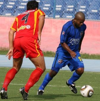 Fredys Arrieta sólo ha marcado dos goles en el Apertura.