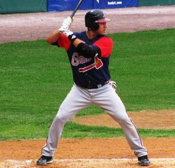 Jean Carlos Boscán recibió el llamado de los Bravos de Atlanta.