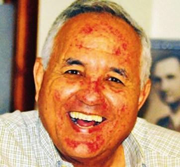 Luis Pineda fue delantero de la selección nacional de Venezuela.
