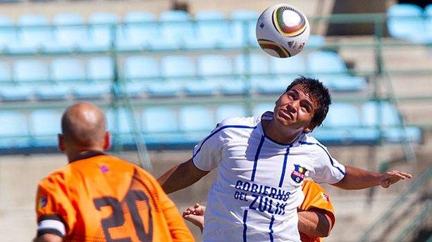 Cristian Pareja ha sido habitual en el once zuliano. Foto: N. Pulido/Líder