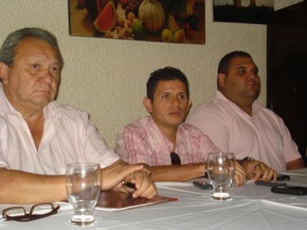 José Rujano ofrecerá otra rueda de prensa en Maracaibo.