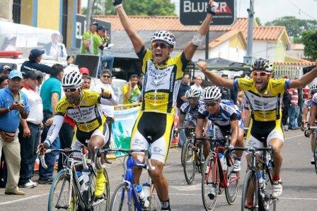 El equipo del Gobierno de Carabobo brilló en la primera etapa.