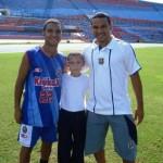 Zulia FC y UAM unidos por los niños