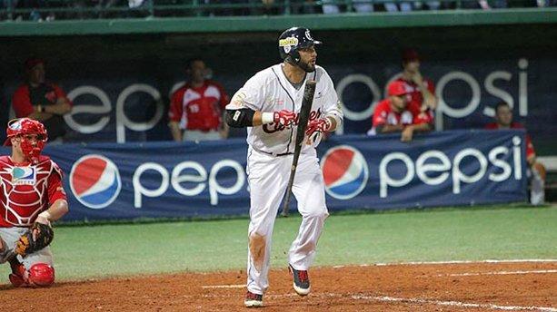 El zuliano Juan Pablo Camacho la destrozó durante la semana con Caribes.