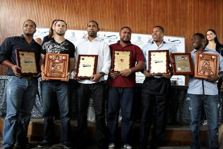 Los mejores fueron reconocidos por la lvbp.