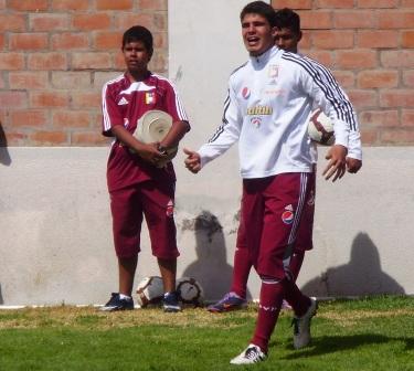 Alexander González es uno de los jugadores clave del onceno.