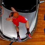 """Blake Griffin, """"voló"""" en las clavadas (videos)"""