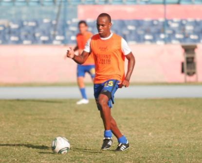 Eder Hernández es clave para el Zulia FC.