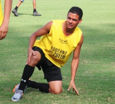 Gustavo Rojas es clave para el Zulia FC.