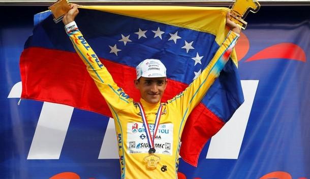 Jonathan Monsalve le dio el segundo título corrido a Venezuela en Malasia.