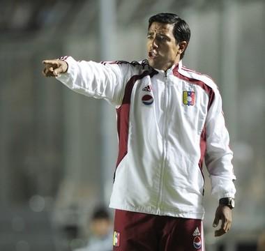César Farías afirma que la vinotinto hará una buena Copa América.