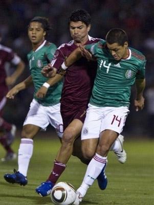 La vinotinto también enfrentará en junio a México.