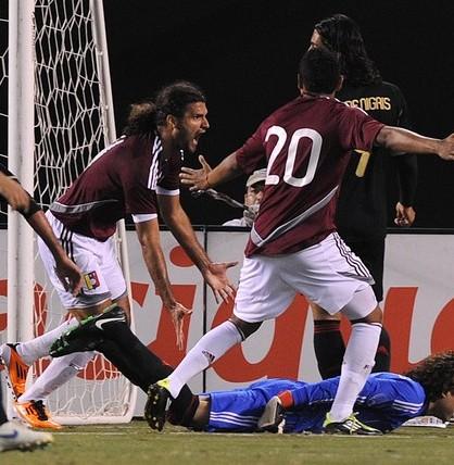La vinotinto se prepara para la Copa América 2011.