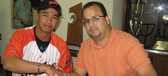 Ruperto Machado Ascanio viajará a los entrenamientos.