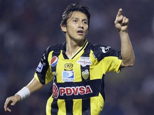 Sergio Herrera salvó a Táchira con un golazo.
